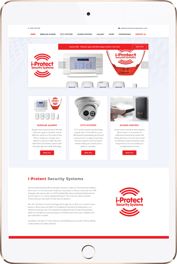 I-Protect Security Systems